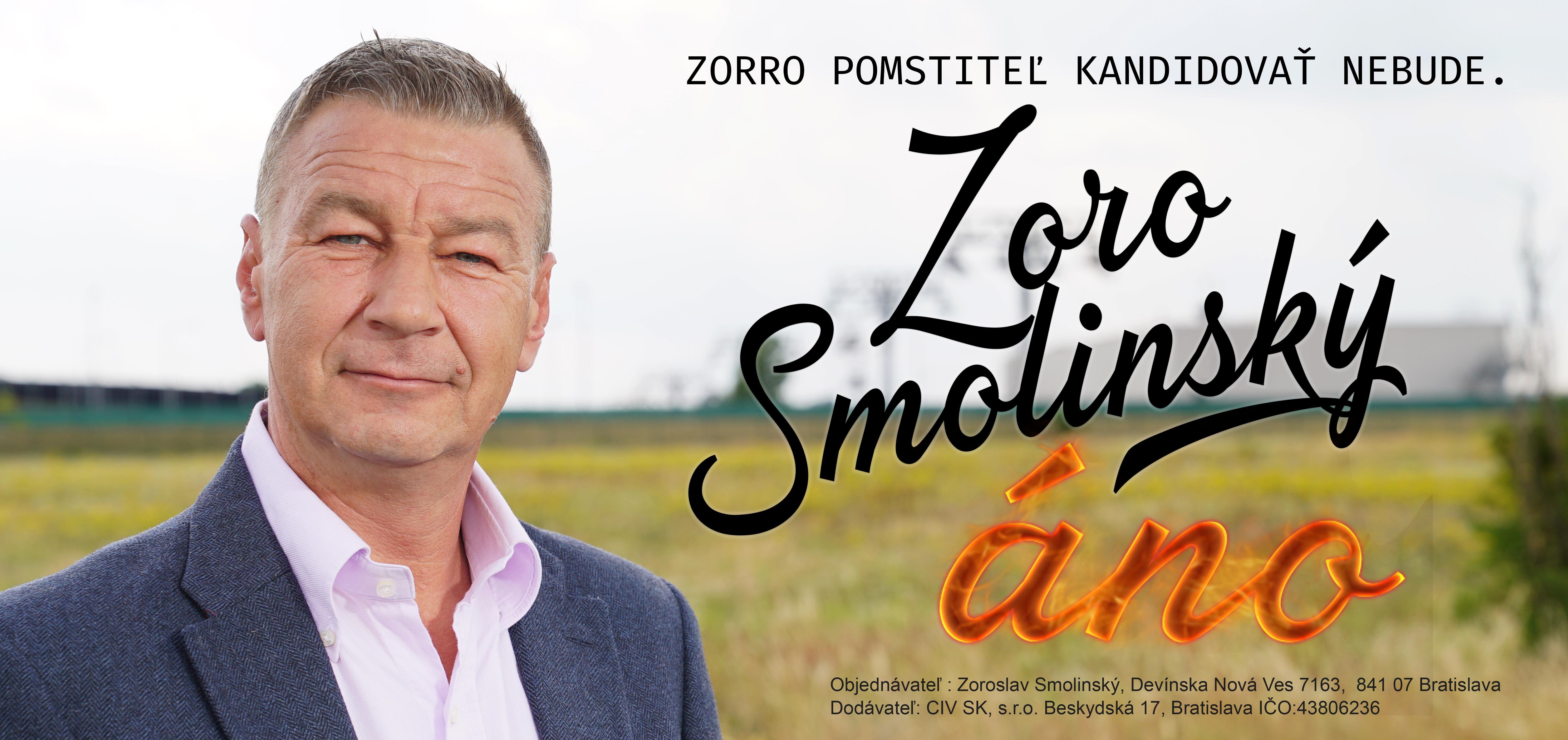 Zoro Smolinský
